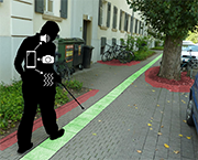 """A Mobility and Navigational Aid for Visually Impaired Persons"""